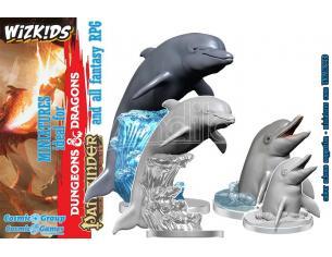 Wizbambino Um Dolphins Miniature E Modellismo Wizbambino