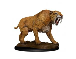 Wizbambino Um Saber-toothed Tiger Miniature E Modellismo Wizbambino