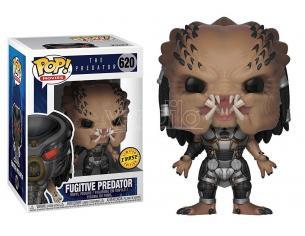 Predator Funko POP Film Vinile Figura Predator Fuggitivo 9 cm CHASE