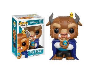 Pop Figura Beauty E The Beast Winter Beast Funko