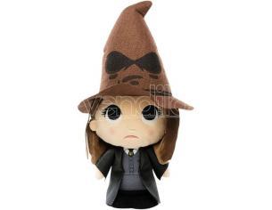 Harry Potter Peluche Morbido Hermione con Cappello Parlante 15 cm