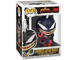 Pop Figura Marvel Max Venom Captain Marvel Funko