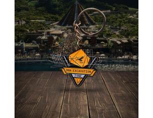 Jurassic World Metal Keychain Limited Edition FaNaTtik