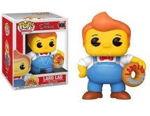 The Simpsons Funko POP Animazione Vinile Figura Lard Lad 15 cm
