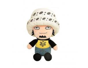 One Piece Plush Figure Trafalgar Law 20 Cm Sakami Merchandise