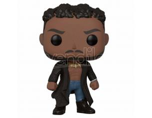Marvel Black Panther Funko Pop Film Vinile Figura Killmonger con Cicatrici 9 cm