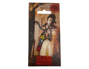 Texas Chainsaw Massacre Collana Leatherface Edizione Limitata Fanattik