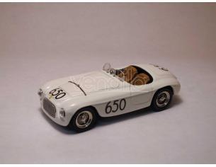 Art Model AM0017 FERRARI 166 MM SPYDER N.650 ACCIDENT MM 1950 MARZOTTO-CRISTALDI 1:43 Modellino