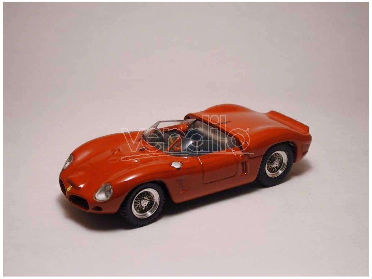 Art Model AM0020 FERRARI DINO SP 1962 RED 1:43 Modellino