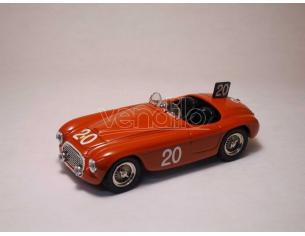 Art Model AM0024 FERRARI 166 MM N.20 WINNER 24H SPA 1949 L.CHINETTI -J.LUCAS 1:43 Modellino