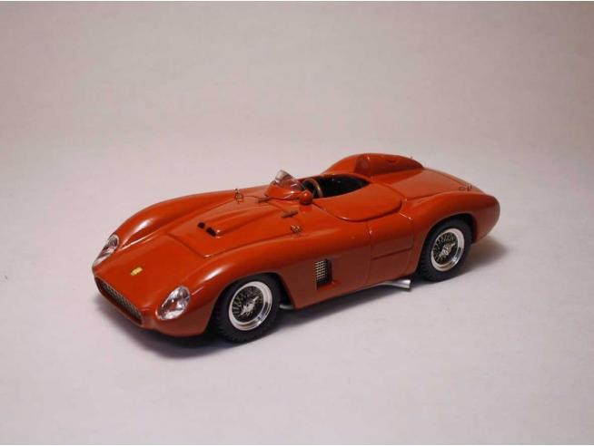 Art Model AM0045 FERRARI 500 TR STREET 1956 RED 1:43 Modellino