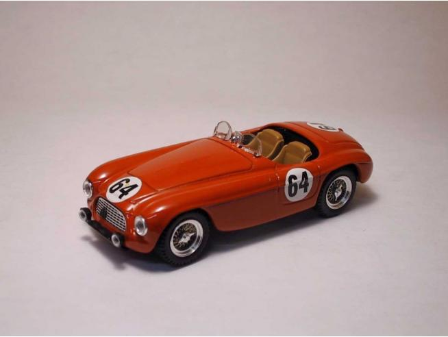 Art Model AM0080 FERRARI 166 MM BARCHETTA N.64 RETIRED LM 1951 R.BOUCHARD-L.FARNAUD 1:43 Modellino