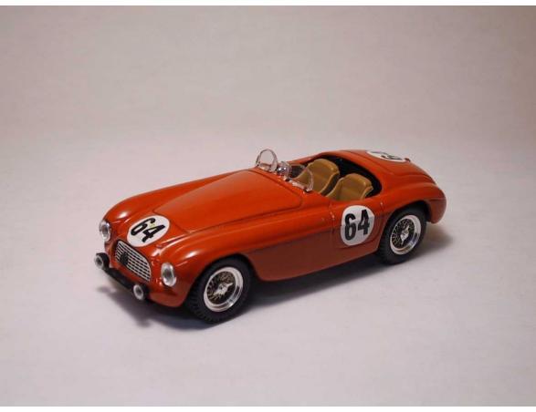 Art Model AM0080 FERRARI 166 MM BARCHETTA N.64 RETIRED LM 1951 R.BOUCHARD-L.FARNAUD 1:43 Modellino