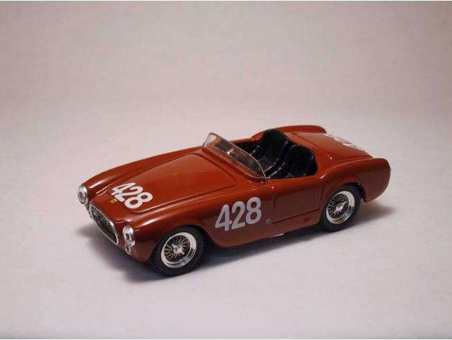 Art Model AM0098 FERRARI 225 S N.428 ACCIDENT GIRO DI SICILIA 1953 MASETTI-CAPPI 1:43 Modellino