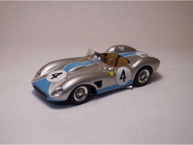 Art Model AM0100 FERRARI 500 TRC N.4 G.P.SVEZIA 1958 O.BREMER 1:43 Modellino
