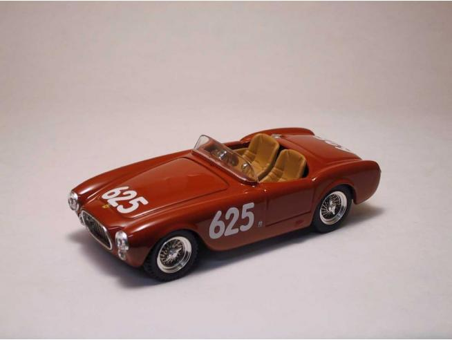 Art Model AM0101 FERRARI 250 S N.625 RETIRED MM 1952 MARZOTTO-MARCHETTO 1:43 Modellino