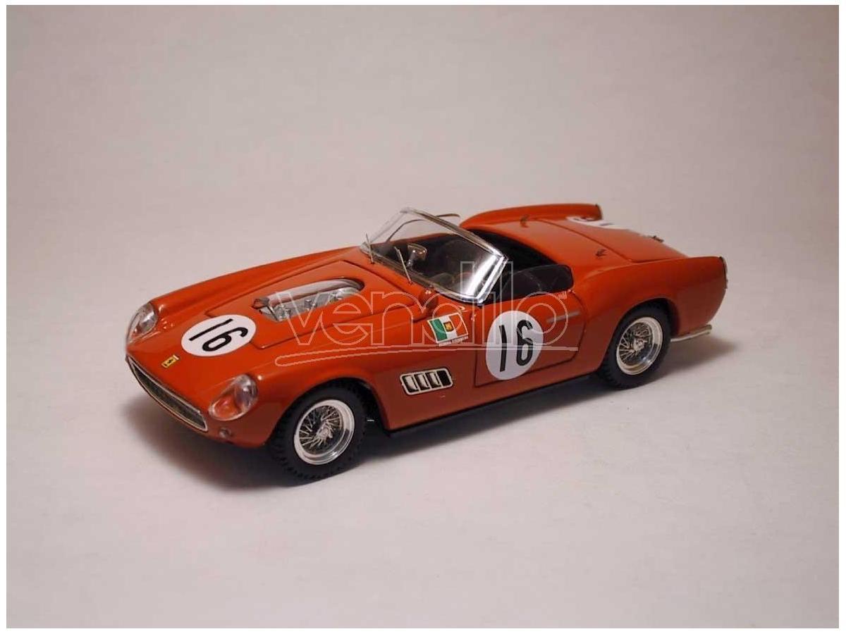 Art Model AM0116 FERRARI 250 CALIFORNIA N.16 8th 12H SEBRING 1960 ABATE-SCARLATTI-SERENA Modellino