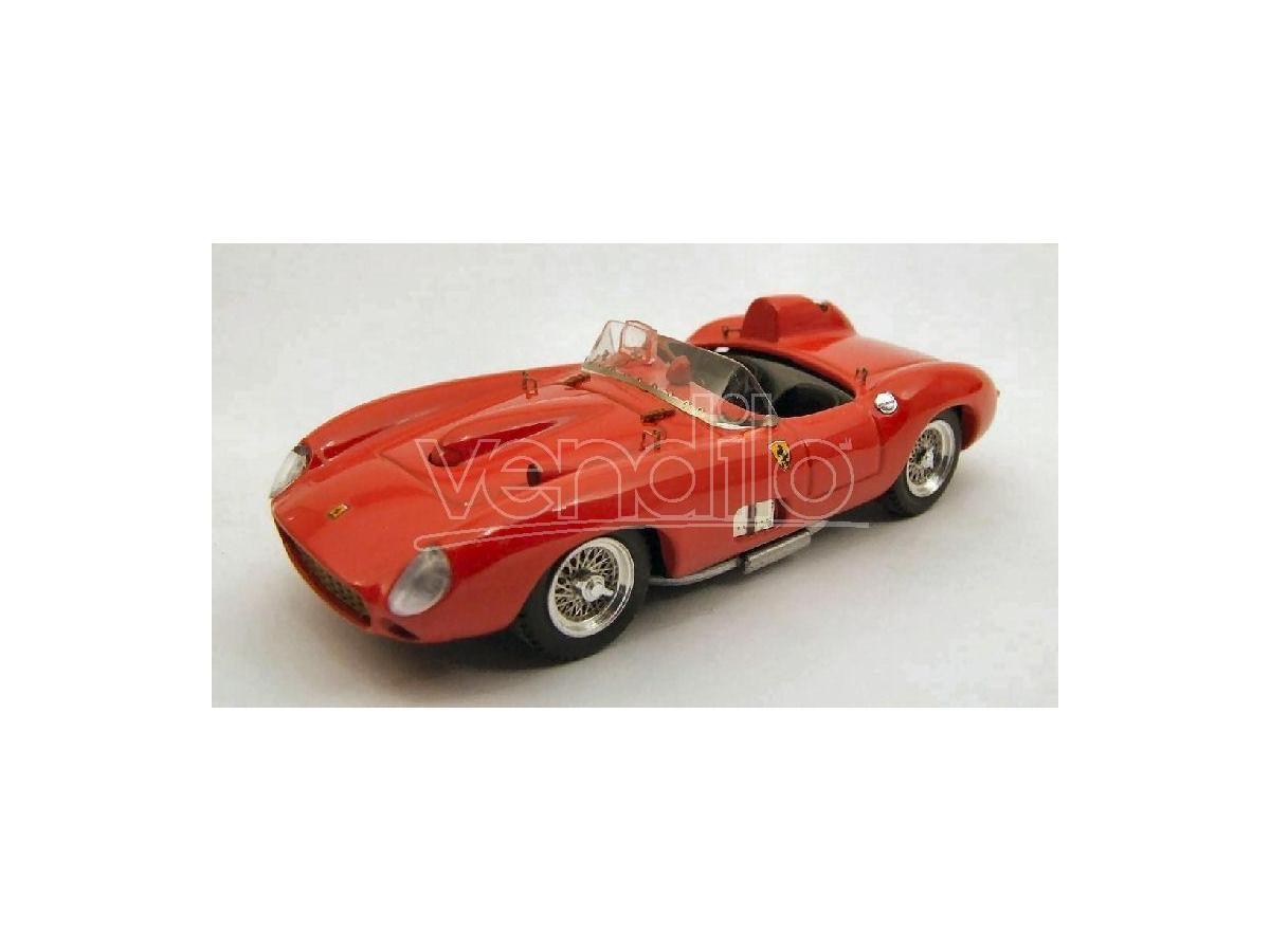 Art Model AM0133 FERRARI 315 S/335 S PROVA 1957 RED 1:43 Modellino