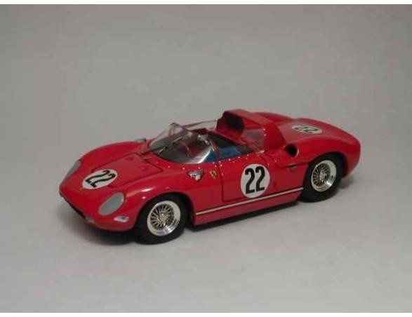 Art Model AM0135 FERRARI 275 P N.22 WINNER 12H SEBRING 1964 PARKES-MAGLIOLI 1:43 Modellino