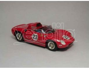 Art Model AM0136 FERRARI 250 P N.23 ACCIDENT LM 1963 SURTEES-MAIRESSE 1:43 Modellino
