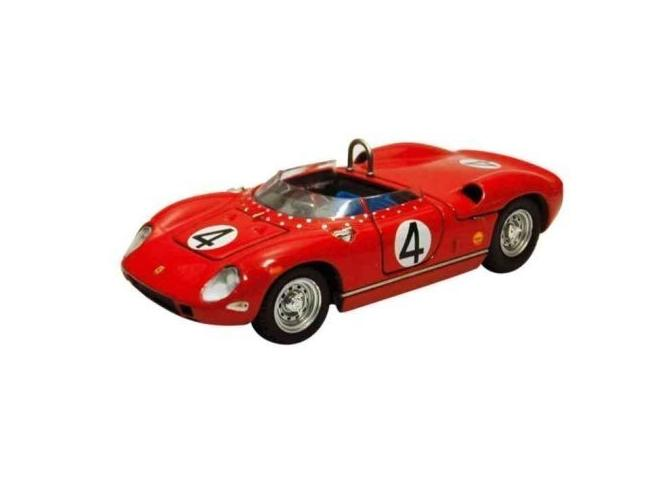 Art Model AM0155 FERRARI 250 P N.4 RETIRED MONSPORT 1963 J.SURTEES 1:43 Modellino