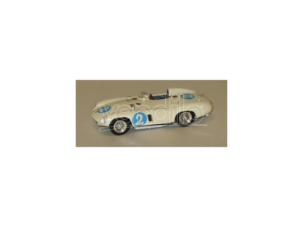 Art Model AM0156 FERRARI 750 MONZA N.2 2nd PALM SPRING 1956 P.HILL 1:43 Modellino