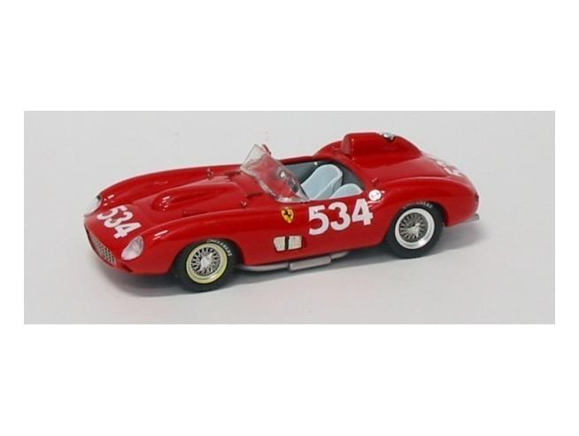 Art Model AM0157 FERRARI 335 S N.534 RETIRED MM 1957 COLLINS-KLEMENTASKY 1:43 Modellino