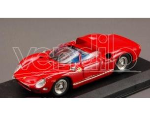 Art Model AM0162 FERRARI 275 (330) P 1964 PROVA RED 1:43 Modellino