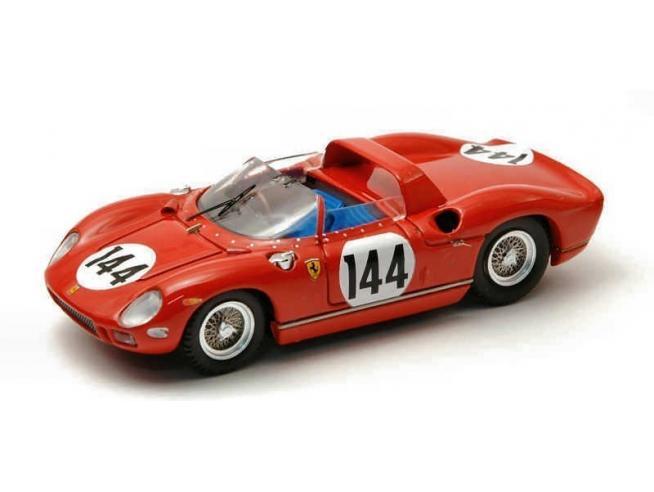 Art Model AM0183 FERRARI 275 P N.144 WINNER NURBURGRING 1964 VACCARELLA-SCARFIOTTI 1:43 Modellino