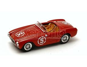 Art Model AM0186 FERRARI 225 S N.5 2nd 12H PESCARA 1952 BIONDETTI-CORNACCHIA 1:43 Modellino