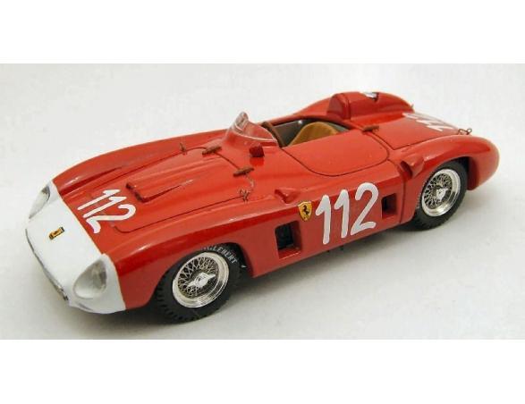 Art Model AM0197 FERRARI 860 MONZA N.112 RETIRED T.FLORIO 1956 E.CASTELLOTTI 1:43 Modellino