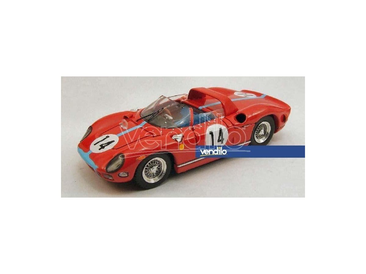 Art Model AM0200 FERRARI 330 P N.14 2nd LM 1964 HILL-BONNIER 1:43 Modellino