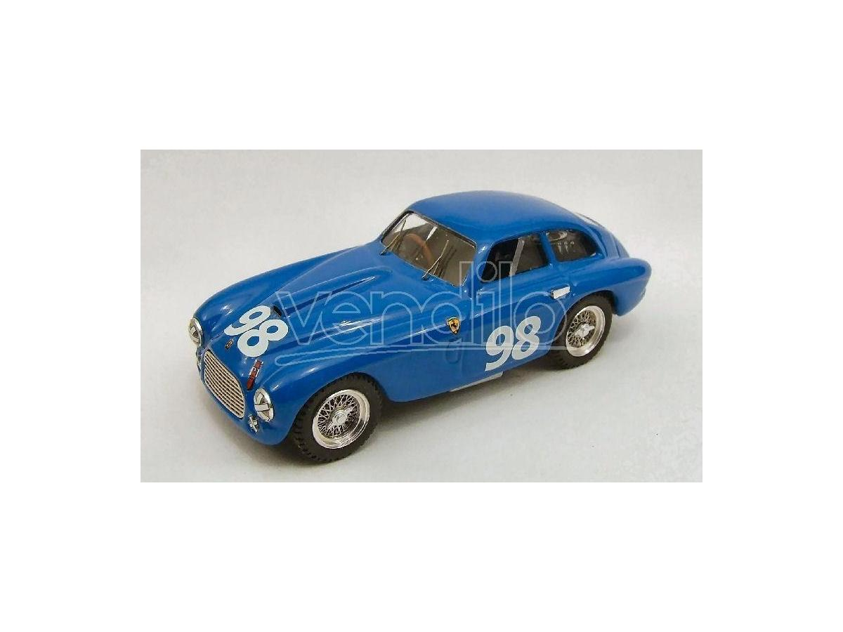 Art Model AM0223 FERRARI 195 COUPE' N.98 2nd WATKINS GLEN 1951 J.FITCH 1:43 Modellino