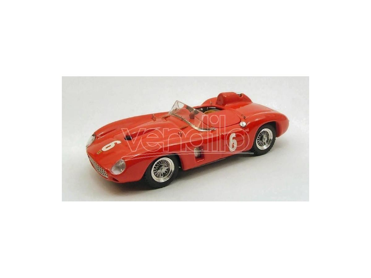 Art Model AM0233 FERRARI 290 S N.6 DNF 1000 KM BUENOS AIRES 1957 COLLINS-HAWTHORN 1:43 Modellino