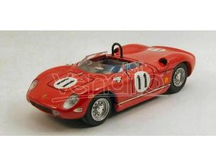 Art Model AM0251 FERRARI 250 P N.11 4th 200 MILE RIVERSIDE 1963 J.SURTEES 1:43 Modellino
