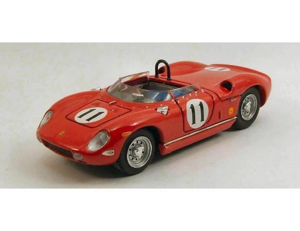 Art Model AM0251 FERRARI 250 P N.11 4th 200 MILE RIVERSIDE 1963 J.SURTEES 1:43 Modellino