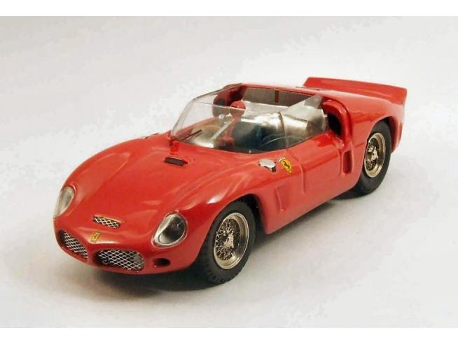 Art Model AM0259 FERRARI DINO 246 SP PROVA 1961 RED (NEW RESIN) 1:43 Modellino