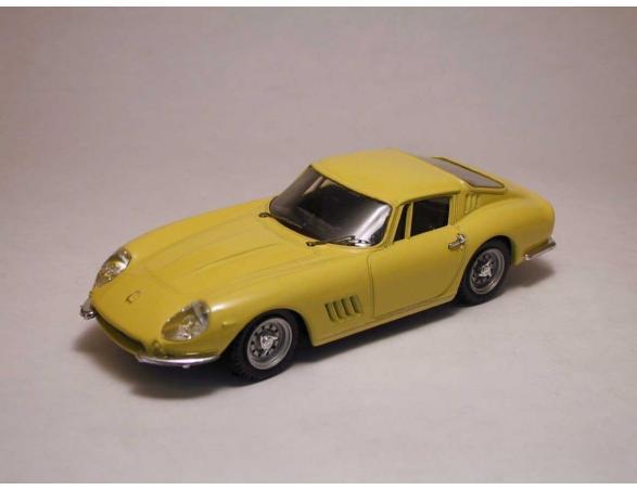 Best Model BT9002 FERRARI 275 GTB/4 COUPE' 1966 YELLOW 1:43 Modellino