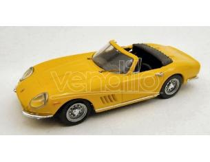 Best Model BT9003G FERRARI 275 GTB/4 SPYDER 1966 YELLOW 1:43 Modellino