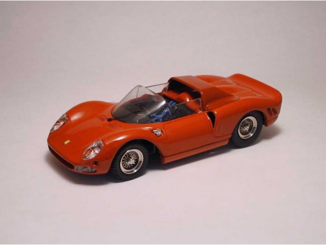 Best Model BT9019 FERRARI 330 P2 1965 RED 1:43 Modellino