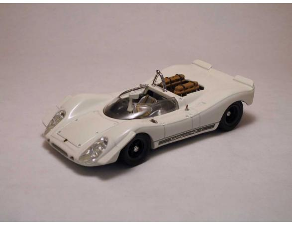 Best Model BT9040 PORSCHE 908/2 1969 PROVA WHITE 1:43 Modellino