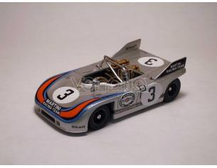 Best Model BT9071 PORSCHE 908/2 N.3 WINNER NURBURGRING 1971 ELFORD-LARROUSSE 1:43 Modellino