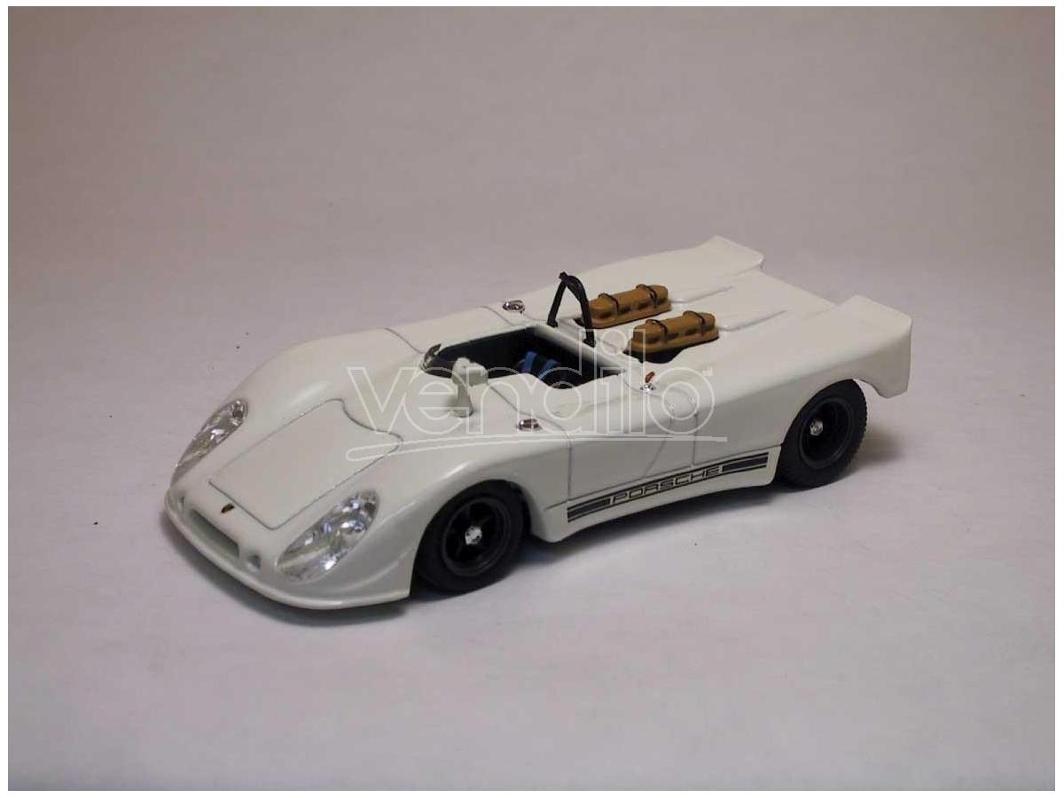 Best Model BT9106 PORSCHE 908/2 FLUNDER 1970 PROVA WHITE 1:43 Modellino