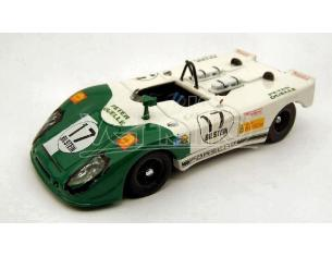 Best Model BT9136 PORSCHE 908/2 FLUNDER N.17 11th NURBURGRING 1970 BASCHE-KELLENERS 1:43 Modellino