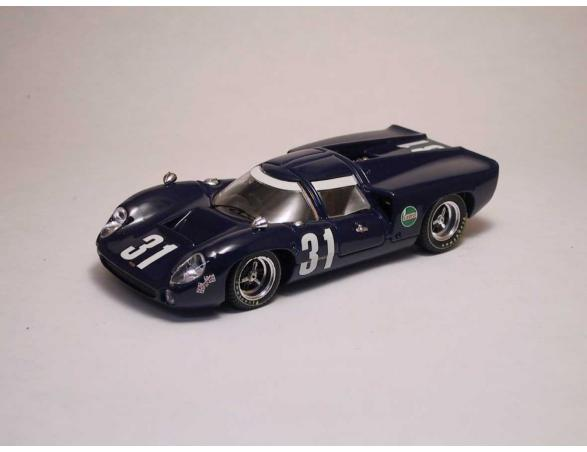 Best Model BT9158 LOLA T 70 COUPE' N.31 10th 1000 KM SPA 1968 EPSTEIN-LIDDELL 1.43 Modellino