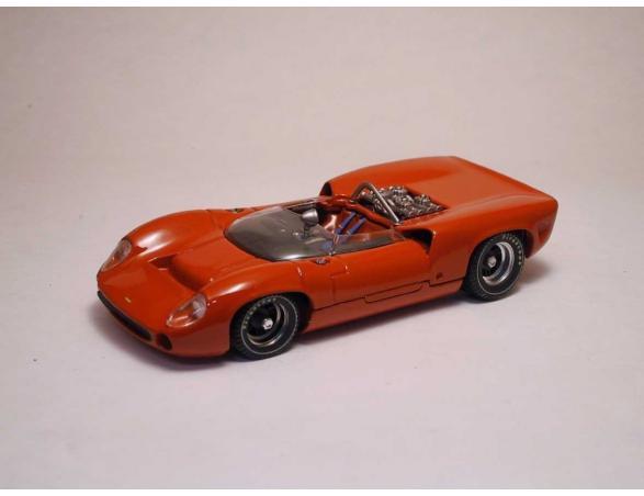 Best Model BT9175 LOLA T70 SPYDER PROVA 1965 RED 1:43 Modellino