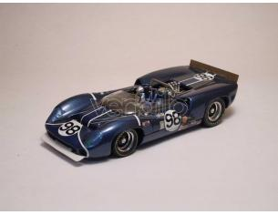 Best Model BT9179 LOLA T70 SPYDER N.98 DNF CAN-AM RIVERSIDE 1966 J.PARNELLI 1:43 Modellino