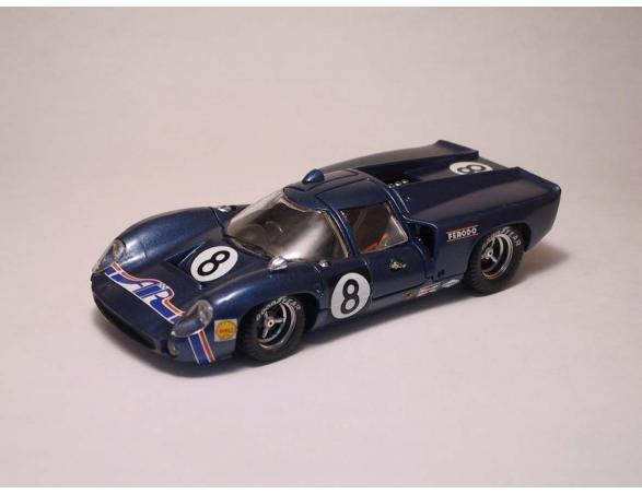 Best Model BT9223 LOLA T70 COUPE' N.8 2nd DAYTONA 1969 E.LESLIE-L.MOTSCHENBACHER 1:43 Modellino