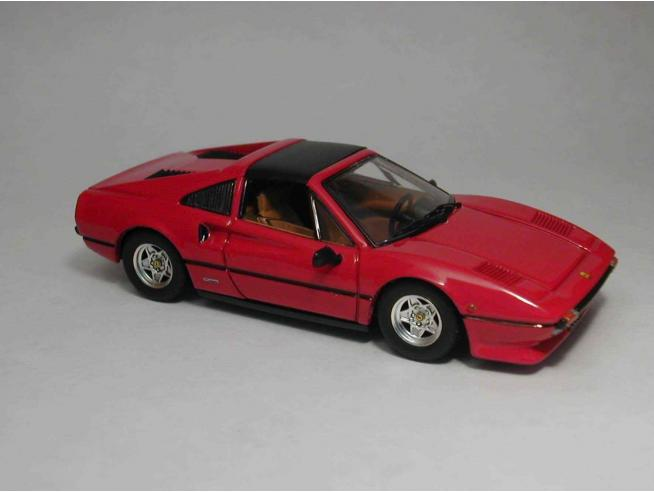 Best Model BT9228 FERRARI 308 GTS 1977 RED 1:43 Modellino