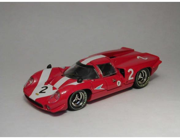 Best Model BT9231 LOLA T70 COUPE' N.2 RETIRED 6H BRANDS HATCH 1967 SURTEES-HOBBS 1:43 Modellino